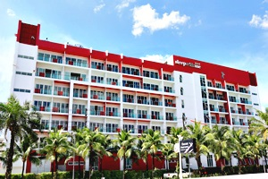 SLEEP WITH ME HOTEL design hotel @ patong
