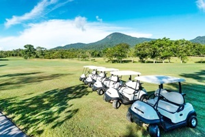 Chatrium Soi Dao Golf Resort Chanthaburi