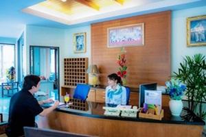 โรงแรมสวนปาล์ม ยูนิค ระยอง