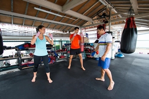 Thanyapura Health and Sports Resort