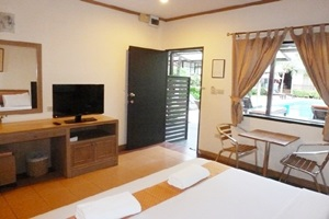The Beach Garden Resort Pattaya