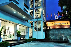 The Bedrooms Boutique Hotel Bangkok