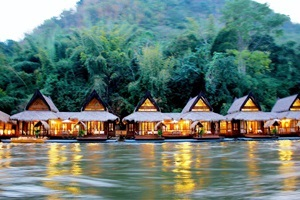 The Float House River Kwai Kanchanaburi