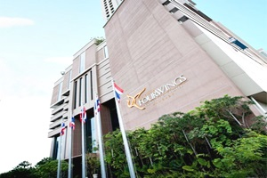 The Grand Four Wings Convention Hotel Bangkok