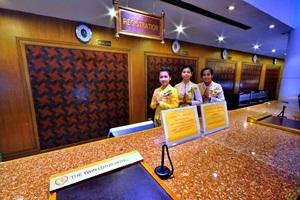 โรงแรมทวิน โลตัส