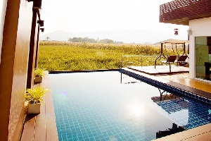 The Vista Pool Villa Kanchanaburi