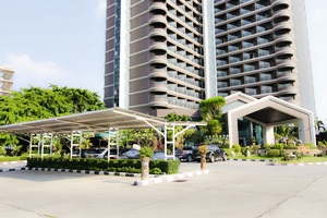 First Pacific Hotel & Convention Pattaya (Formerly Town In Town Hotel)