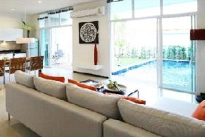 Two Villas Holiday Oxygen Style Nai Harn Beach