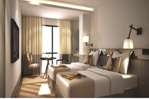 Vince Hotel Pratunam Bangkok