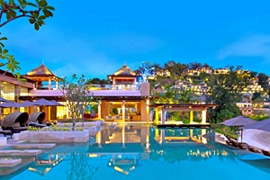 Westin Siray Bay Resort and Spa, Phuket