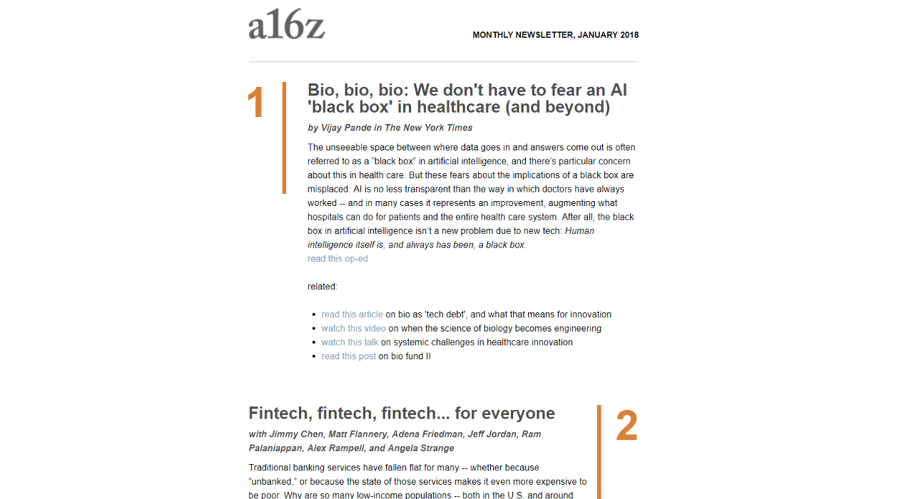 a16z newsletter image