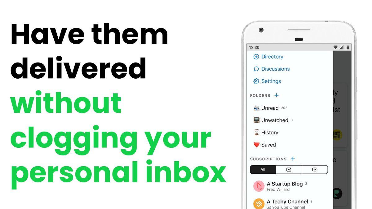 Stoop Inbox