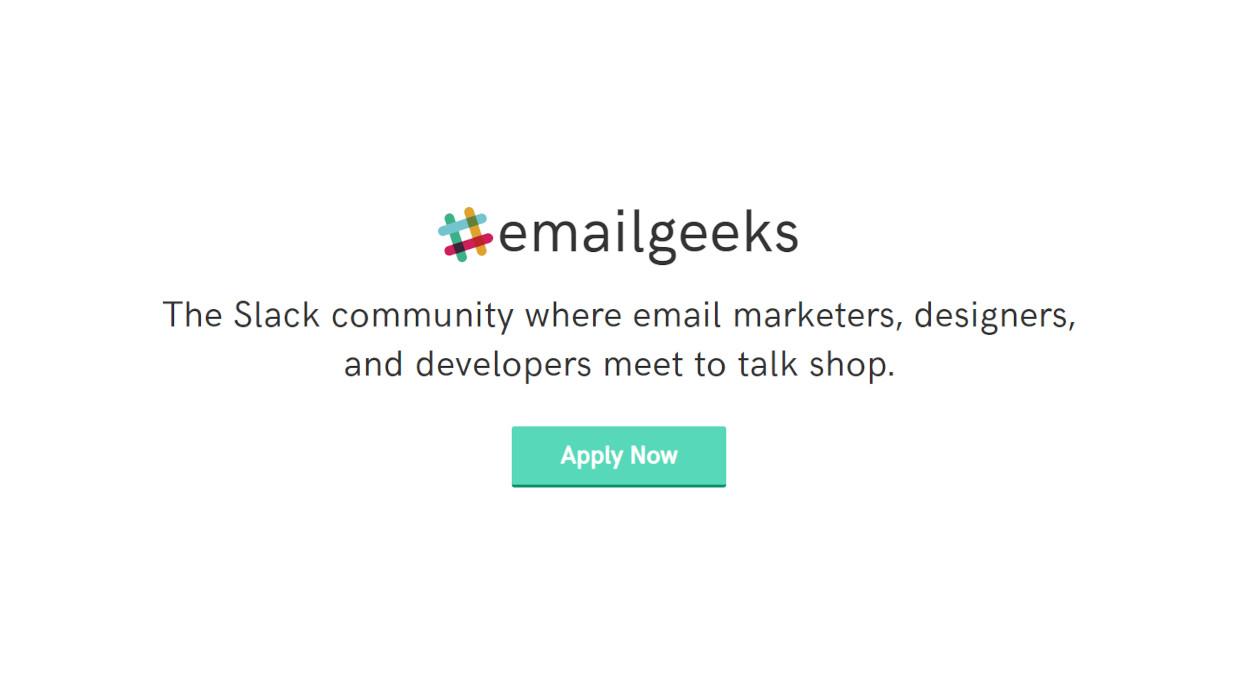 Email Geeks