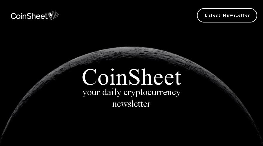 CoinSheet newsletter image