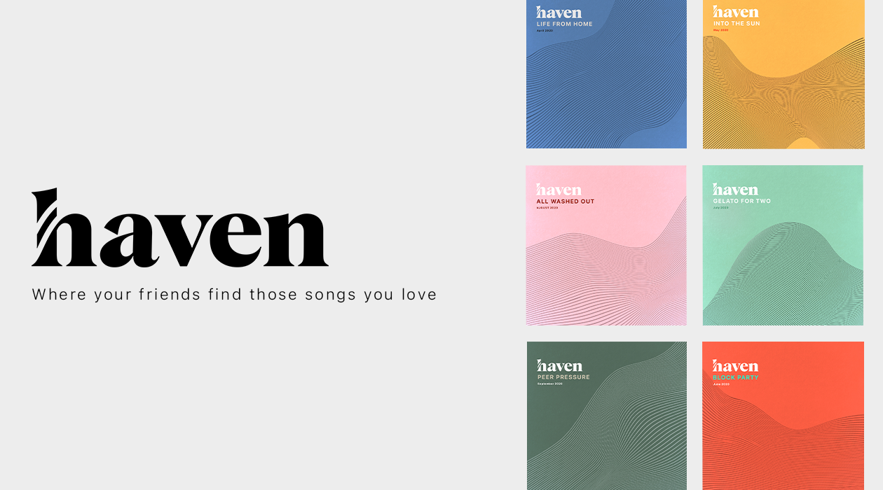 Haven Music newsletter image