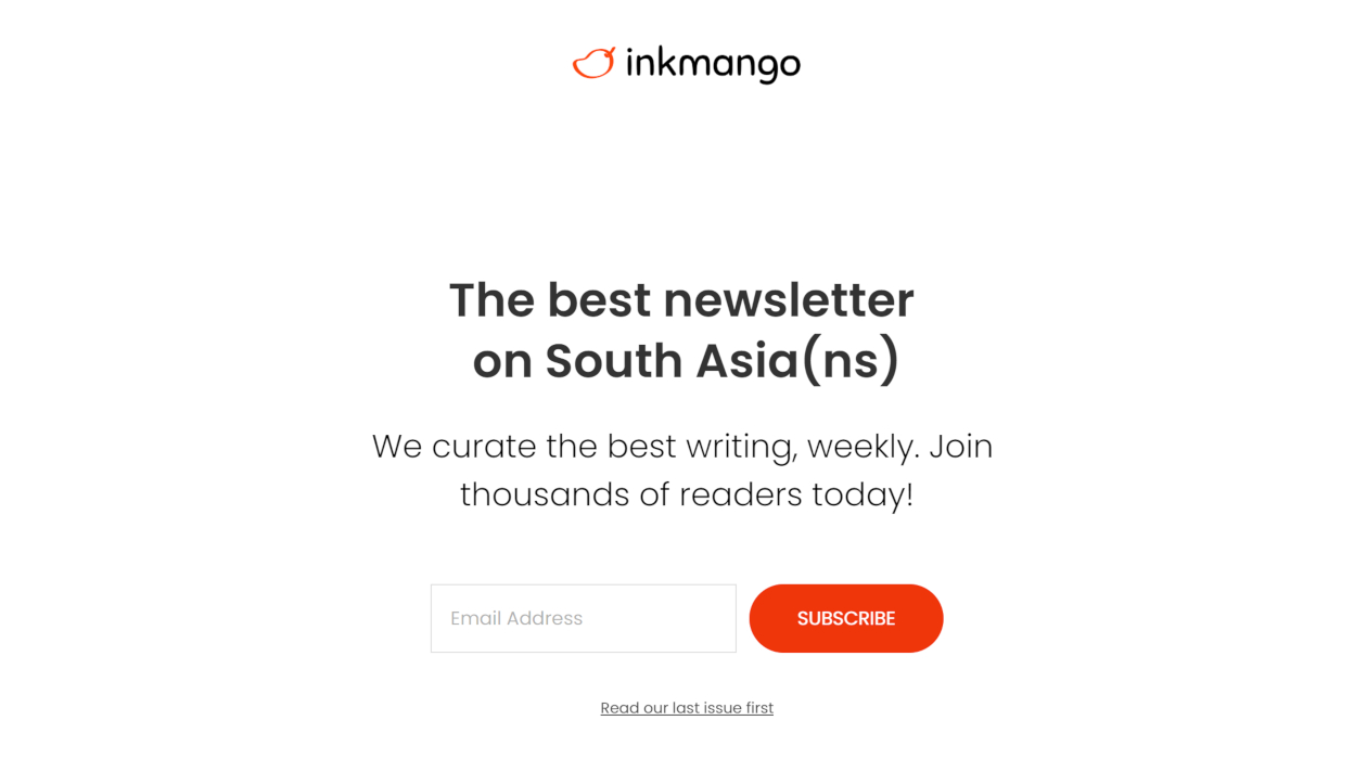 inkmango newsletter image