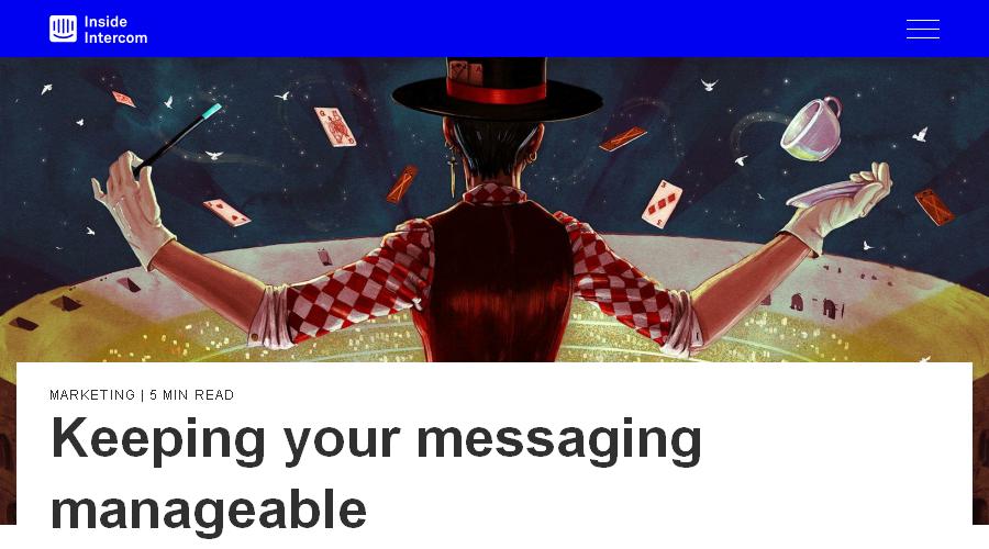 Inside Intercom newsletter image