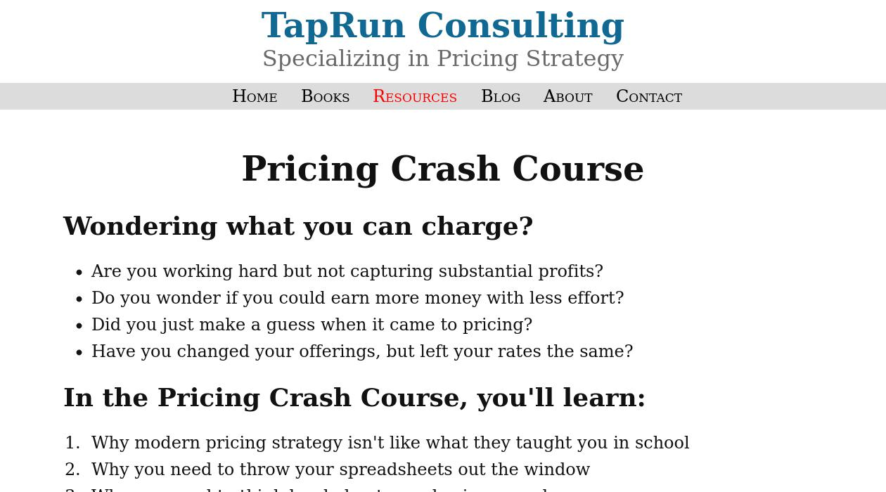 Pricing and Monetization Newsletter newsletter image