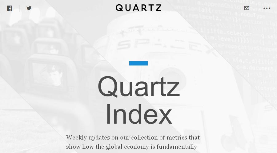 Quartz Index newsletter image