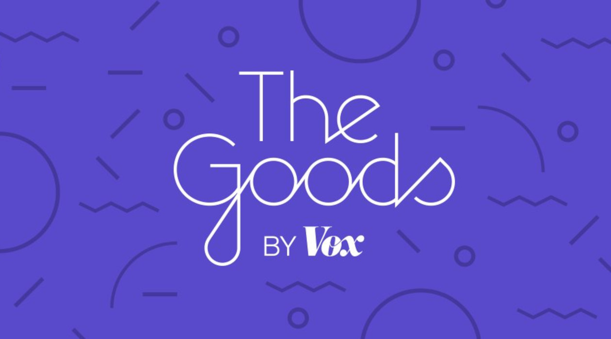 The Goods by Vox newsletter image