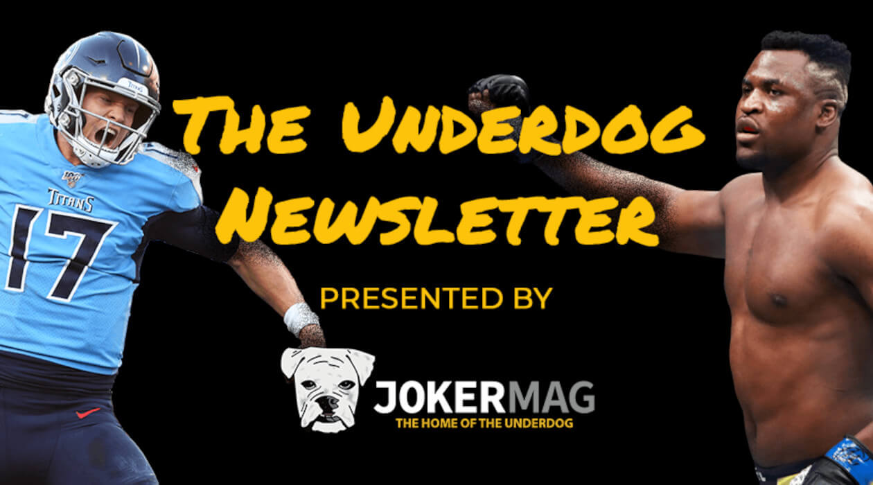 The Underdog Newsletter newsletter image