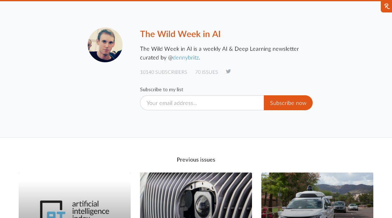 The Wild Week in AI newsletter image