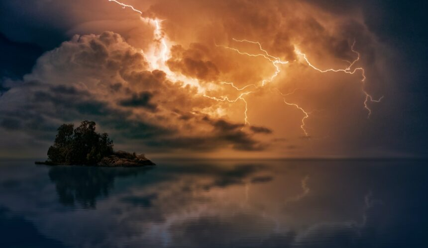 Compose Yourself in the Midst of The Storm!