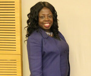 Pastor Catherine Allotey