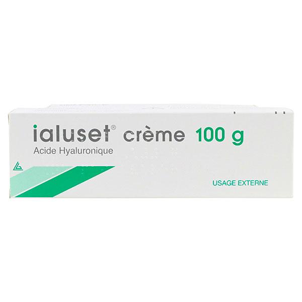 Ialuset crème cicatrisation 100g