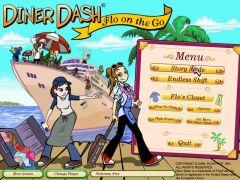Nedělní siesta - Diner Dash: Flo on the Go