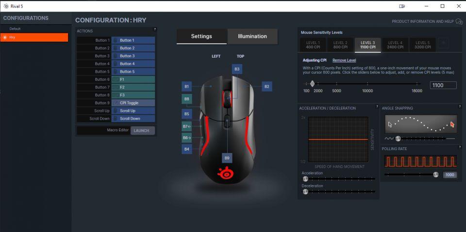 Recenze SteelSeries Rival 5, univerzální myšky bez konkurence
