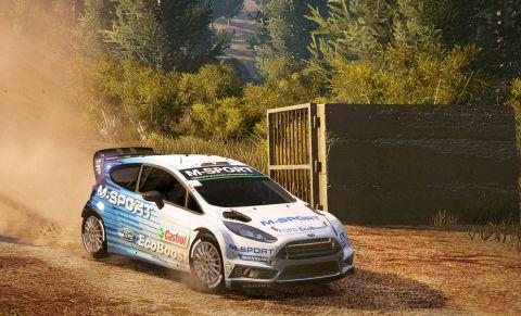 Závody WRC 5 vycházejí 16. října