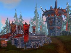 Ponoření a plynutí ve World of Warcraft