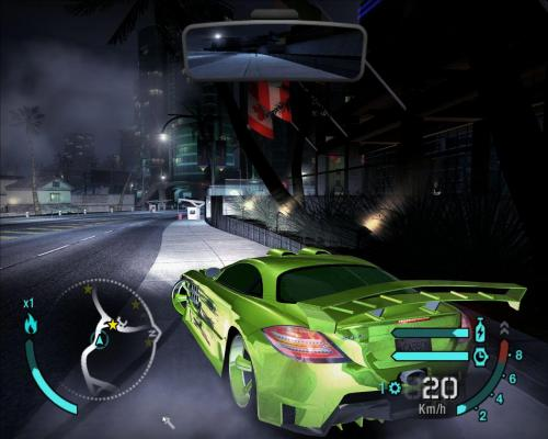 Test Drive vs. Need for Speed