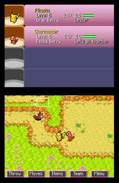 Pokémon Mystery Dungeon: Blue Rescue Team
