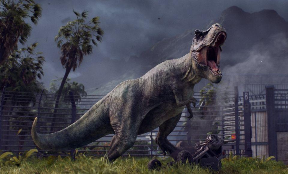 Jurassic World míří na Switch