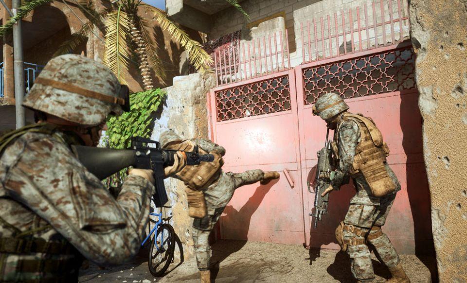 Vydavatel mění postoj k Six Days in Fallujah
