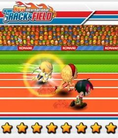 New International Track and Field