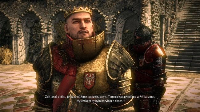 Geraltovi přátelé