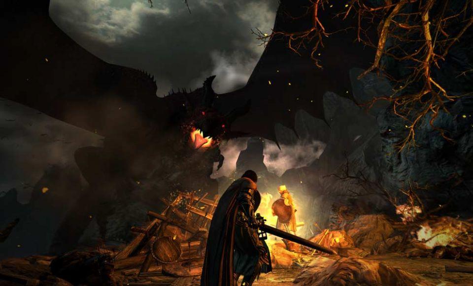 Dragon's Dogma: Dark Arisen vyjde i na PC