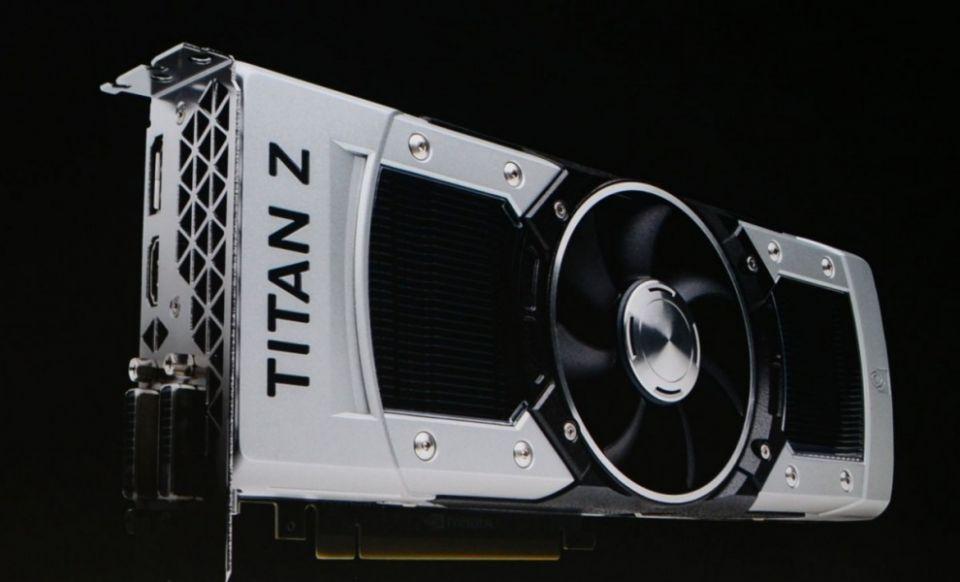 Nvidia představuje GTX Titan Z