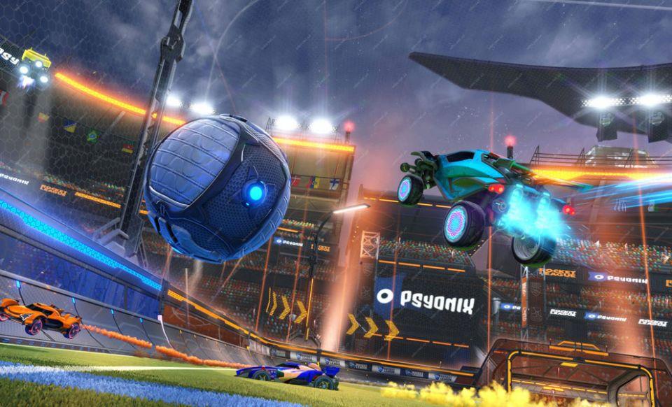 Rocket League přejde na F2P příští týden