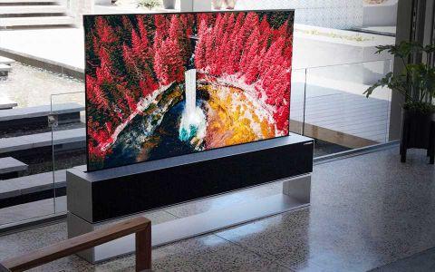Do prodeje jde rolovací televize od LG, stojí jako nové BMW řady 6