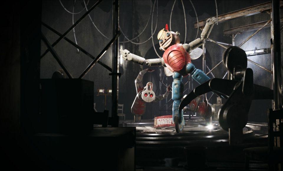 Atomic Heart žije, hra připomíná Bioshock
