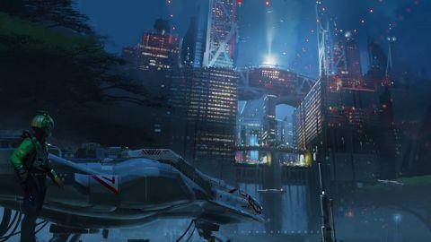 Starfield představuje ve videích tři městské lokace