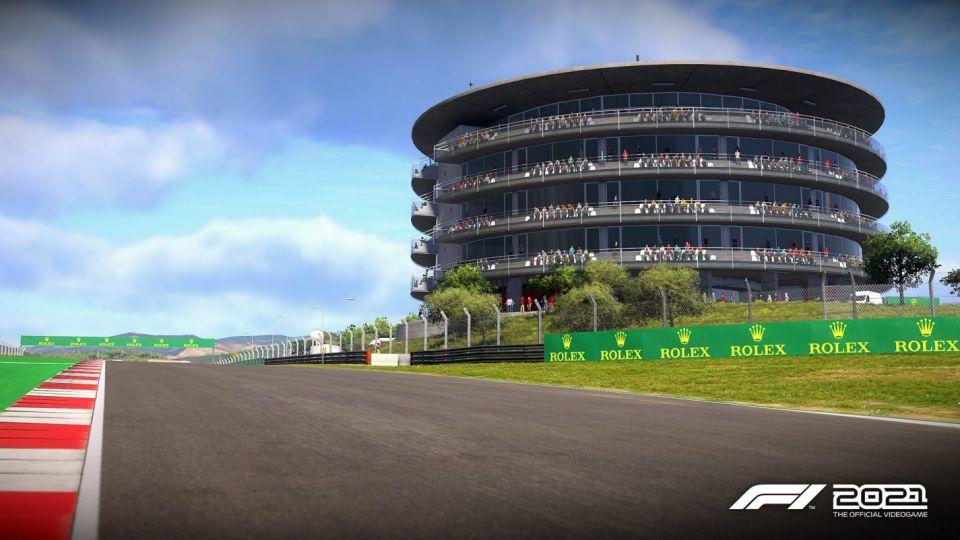 F1 2021 přinášejí první velký balíček obsahu. Hráči vyjedou na Portimao společně s novým safety carem