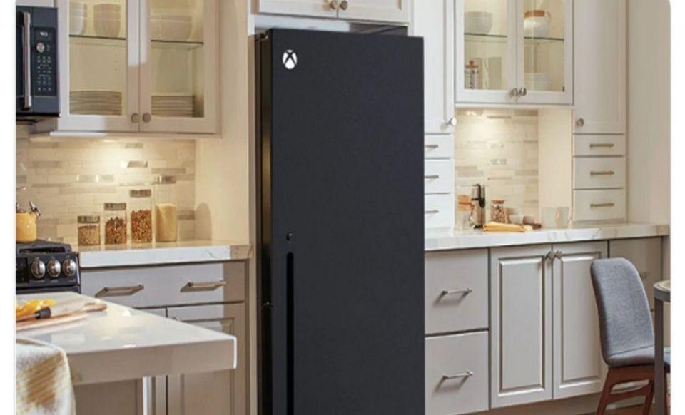 Microsoft nechal vyrobit Xbox ledničky
