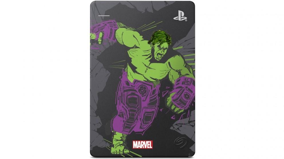 Seagate Game Drive PS4 2TB Hulk