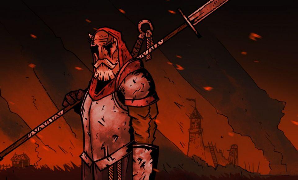 RPG Urtuk připomíná Darkest Dungeon