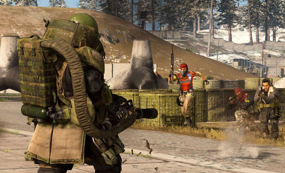 Warzone nabídne bitvy 200 hráčů